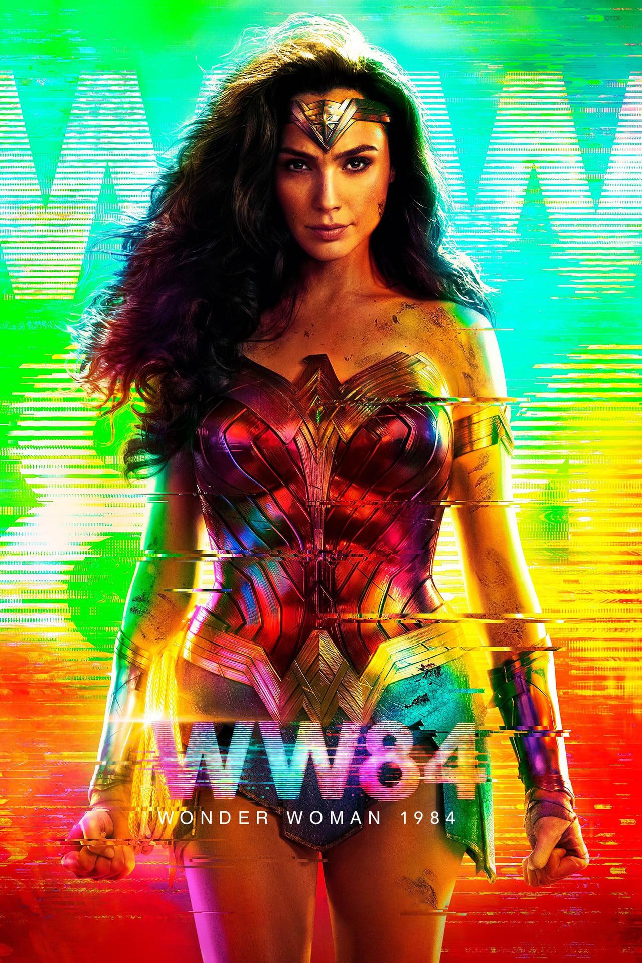 """Wonder Woman 1984"" poster"